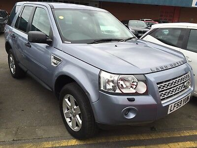 59 Land Rover Freelander 2 2.2 Td4 Gs Auto Privacy, Climate, Alloys,cd,low Miles