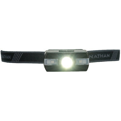 Nathan Neutron Fire Runners Visbility Headlamp for Running NS5094001500