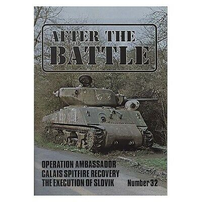 After The Battle Magazine, ISSUE 32, new mint