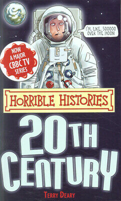 Horrible histories: 20th century by Terry Deary (Paperback)