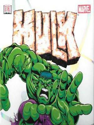 Hulk: the incredible guide by Tom DeFalco (Hardback)