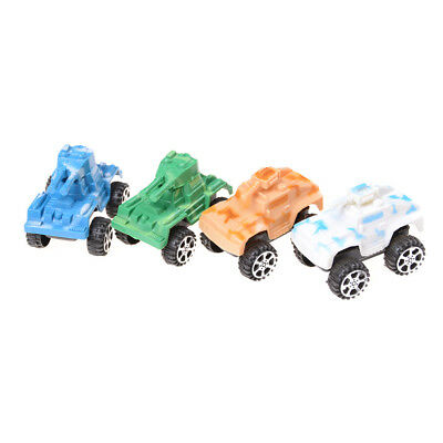 2pcs Plastic Pull Back Diecasts & Toy Military Car Kid Toys tank for baby giftkz