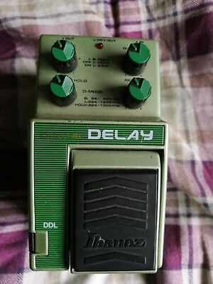 ibanez DDL delay made in Japan 80's  classic