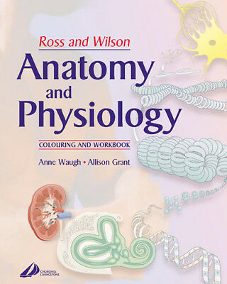 ROSS AND WILSON\'S Anatomy and Physiology Colouring and Workbook ...