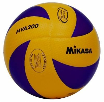 Mikasa Mva 200 Fivb Official Volleyball Ball Genuinly Original In Size 5