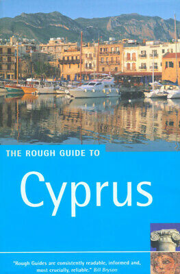 The rough guide to Cyprus by Marc MD Dubin (Paperback / softback)