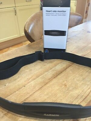 Garmin Heart Rate Monitor and Chest Strap