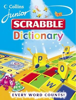 Collins children's dictionaries: Junior scrabble dictionary by Evelyn Goldsmith