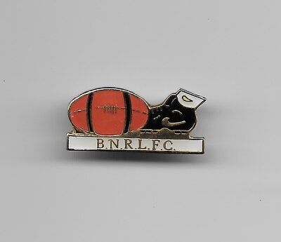 Vintage Antique Pin Badge Bradford Northern Rugby League Yorkshire England