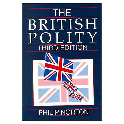 The British polity by Philip Norton (Paperback)