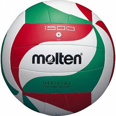Molten V4M1500 Volleyball Ball Genuinly Original In Size 4