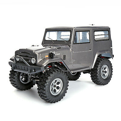 1/10 Scale RC 4WD RTR Off Road High Speed Hobby Remote Control Auto Rock Crawler