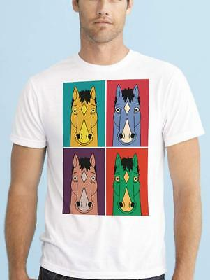 Bojack Horseman Netflix Cartoon Tv Show Aaron Paul T Shirt