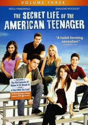 SECRET LIFE OF THE AMERICAN TEENAGER: VO DVD Incredible Value and Free Shipping!