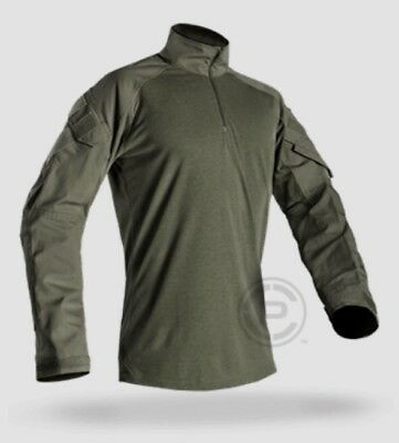 Crye Precision G3 Combat Shirt - Ranger Green - Med Long