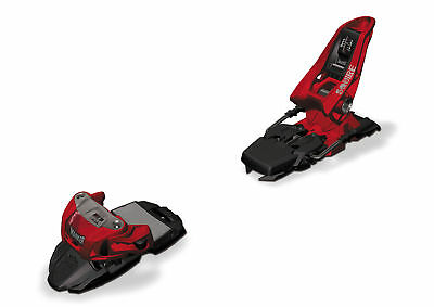 Marker Squire 11 Ski Bindings (Red, 110mm) Mens Unisex All Mountain Freestyle