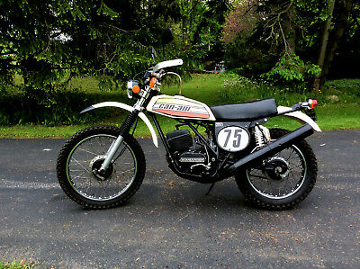 1975 Can-Am 250 TNT  1975 CanAm 250 TNT
