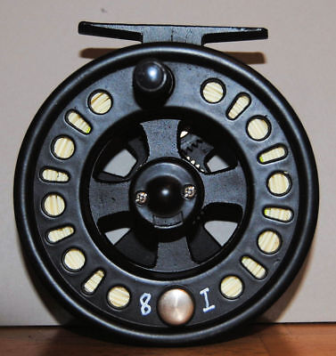 Intrepid 7/8 Fly Fishing Reel with Line Leader and Tippet (1)