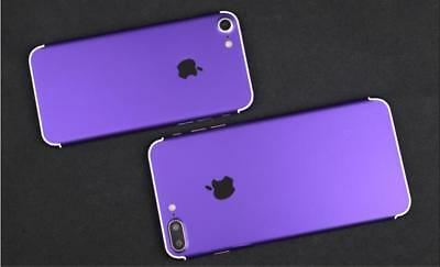 purple mobile phone stickers mobile phone shell body film for iPhone 7 7s diy  1