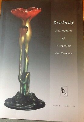 Zsolnay masterpieces of Hungarian Art Nouveau