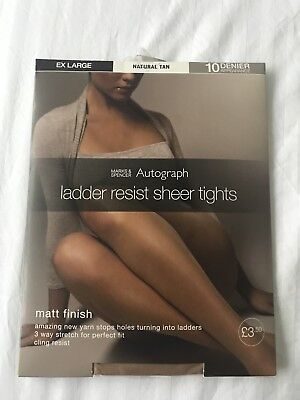 M&S Tights nude