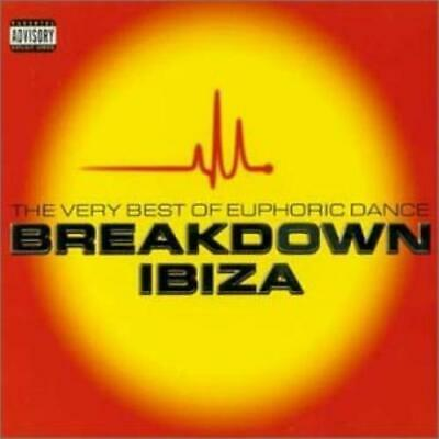 Various Artists : Breakdown Ibiza - the Very Best of Eupho CD Quality guaranteed
