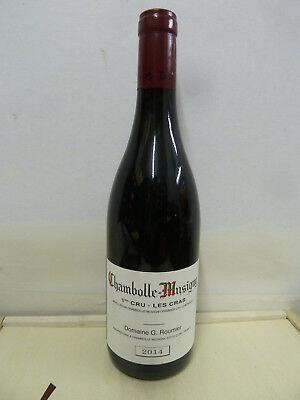 1 x 0,75 Liter 2014 Chambolle Musigny 1er Cru Les Cras Domaine G.Roumier
