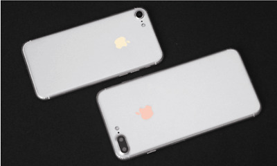 gray mobile phone stickers mobile phone shell body film for iPhone 7 7s diy   1