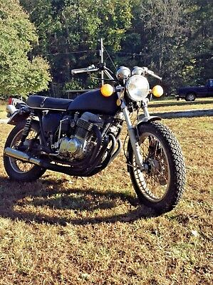 1974 Honda CB  1974 Honda CB750 nearly original