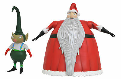 Diamond Select Series 3 - NBX - Santa Claus Action Figures