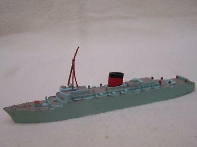 Tri Ang Minic 1:1200 Scale Rms Caronia Waterline Ship M 701