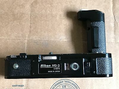 Nikon MD-3 Motor Drive for F2