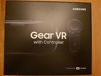 Samsung gear VR with controller 2017, brand new in sealed box