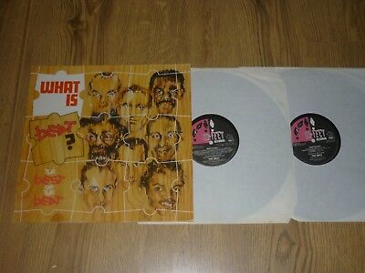 THE BEAT - What is Beat ? - UK 2 x LP - GO FEET BEAT 6
