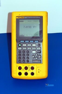 Fluke 741B Process Calibrator - NIST Calibrated + Warranty + New Leads