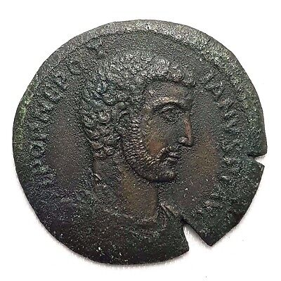 7. Nepotian, AE1, Rome. AD 350.