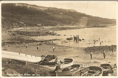 Puckaster Cove, Niton, Isle of Wight. Rp