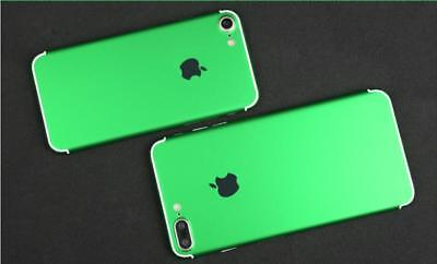 green mobile phone stickers mobile phone shell body film for iPhone 6 6s diy 1
