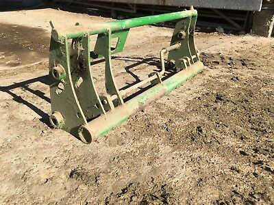 John Deere Loader Euro Hitch Headstock
