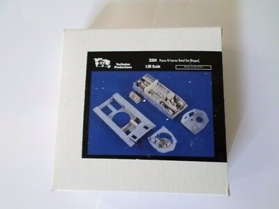 Verlinden Panzer IV 4 Interior Detail Set *NEU* *SELTEN* (Resin Upgrade Set)