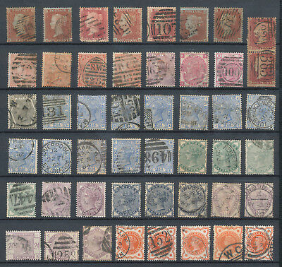 Gb Queen Victoria Collection