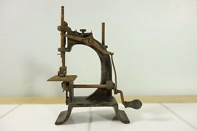 Antique Automatic Sewing Machine Baby
