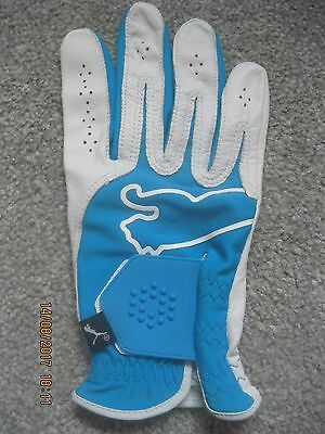 Unisex Puma Golf Glove - Size S/M - Right Hand Glove for Left Handed Golfer