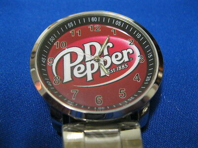 Dr Pepper Promotional Watch Never Been Used.