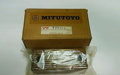 Mitutoyo serrated anvil no.990029