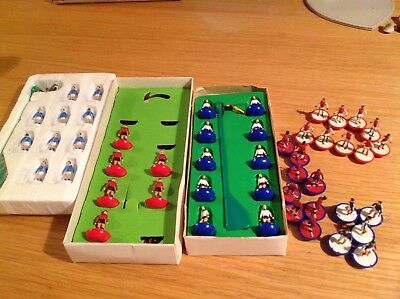 Subbuteo Hw teams Job Lot