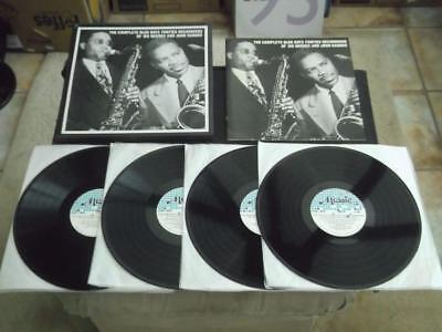 Ike Quebec John Hardee The Complete Blue Note Forties Recordings 4 X Records