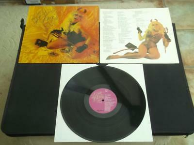 "The Cramps A Date With Elvis 1986 Uk Press 12"" Vinyl Record Album"