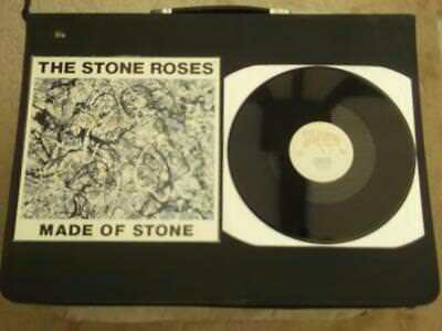 "The Stone Roses Made Of Stone 1990 3 Track 12"" Vinyl Record E.p."