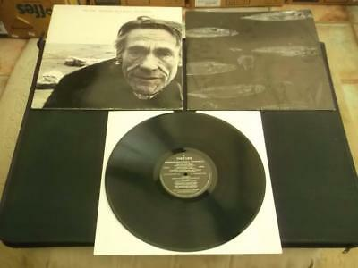 "The Cure Standing On A Beach 1986 Uk Press 12"" Vinyl Record Album"